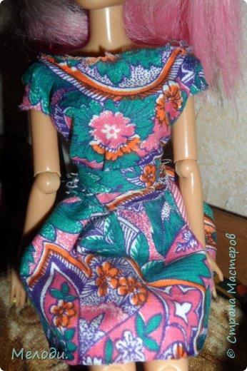 """Всем привет! Сегодня я представляю работу на конкурс """"Хобби и увлечение куклы"""" .Её представляет Элла. Э-сегодня я расскажу о моём увлечении.Я швея,очень люблю шить и вышивать узоры на одежде. фото 15"""