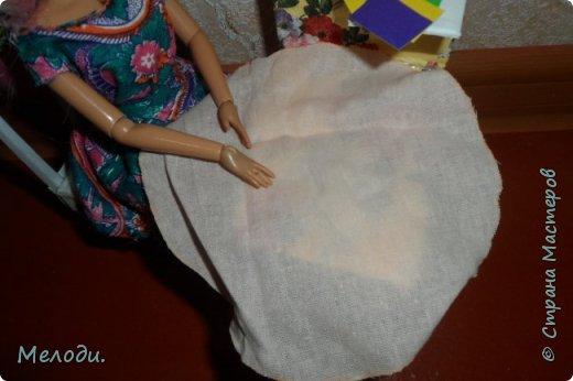 """Всем привет! Сегодня я представляю работу на конкурс """"Хобби и увлечение куклы"""" .Её представляет Элла. Э-сегодня я расскажу о моём увлечении.Я швея,очень люблю шить и вышивать узоры на одежде. фото 9"""