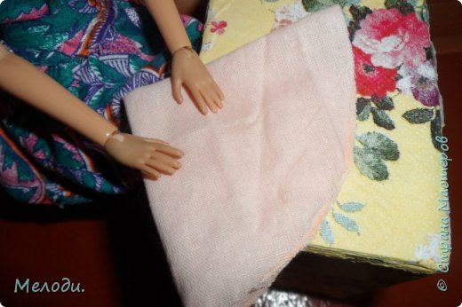 """Всем привет! Сегодня я представляю работу на конкурс """"Хобби и увлечение куклы"""" .Её представляет Элла. Э-сегодня я расскажу о моём увлечении.Я швея,очень люблю шить и вышивать узоры на одежде. фото 11"""