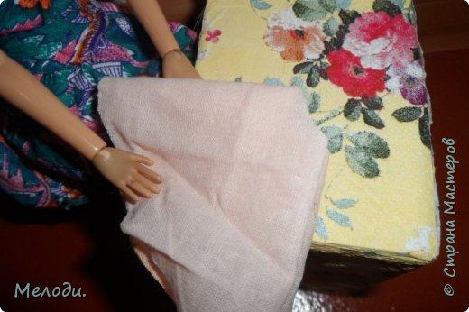"""Всем привет! Сегодня я представляю работу на конкурс """"Хобби и увлечение куклы"""" .Её представляет Элла. Э-сегодня я расскажу о моём увлечении.Я швея,очень люблю шить и вышивать узоры на одежде. фото 12"""