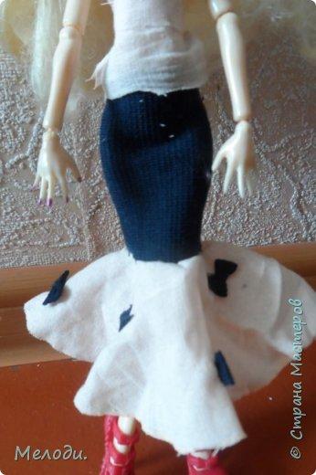 """Всем привет! Сегодня я представляю работу на конкурс """"Звёзды Голливуда"""".Её представляет Эпл. Э-приветики решила я поучаствовать в этом конкурсе,шить платье мне помогала Элла.И вот что  получилось. фото 2"""