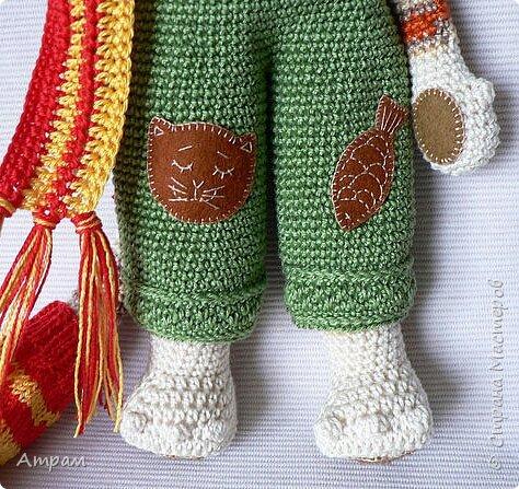 Котенок Финдус (Рождество) фото 4