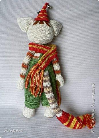 Котенок Финдус (Рождество) фото 2