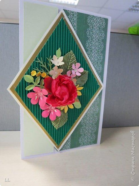 квиллинг и открытки фото 6