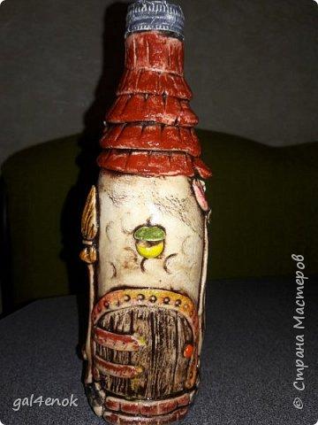 Всем добрый вечер. Вот такая коллекция бутылок у меня налепилась... фото 10