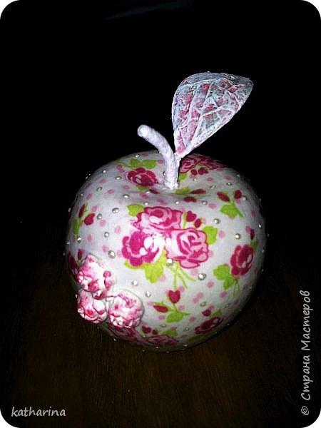 Яблоко к 8 марта ! фото 1