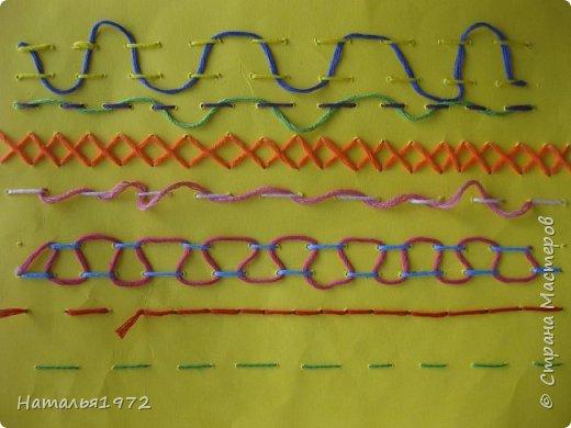 Учимся вышивать фото 4