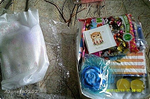 Счастливаяяя!!! Сегодня мне пришла посылка по ПИФ-игре от  Сонечки ( SoDubovtseva ) которая живет здесь http://stranamasterov.ru/user/267858  фото 4