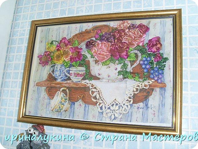 милая картина на кухню. фото 1