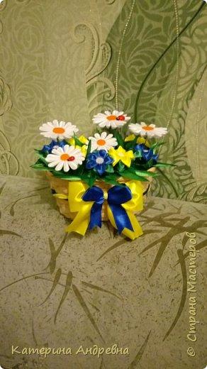 Весенняя корзинка))) фото 1