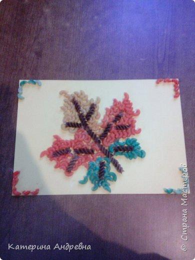 Подарок для принцессы из макарон)))) фото 2