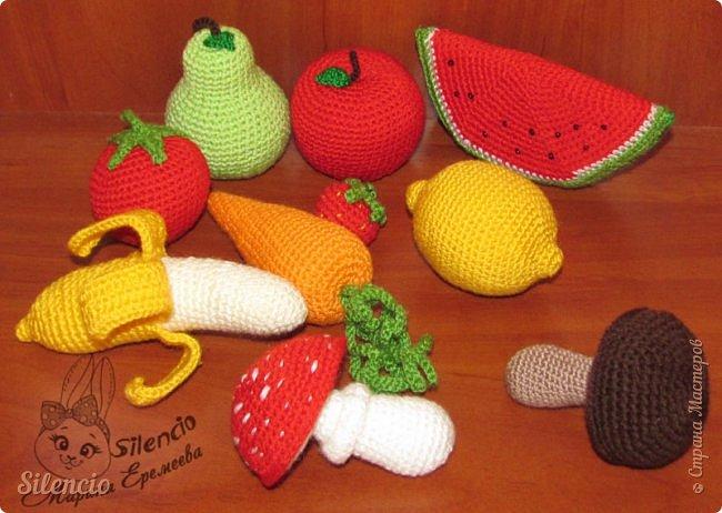 Овощи, фрукты и другая еда фото 1