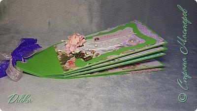 Открытка-книжка фото 3