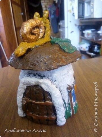 Баночка домик фото 4