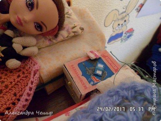 Привет всем! Сейчас я покажу вам комнату, где живут Браер, Дарлин и Лора.  фото 30