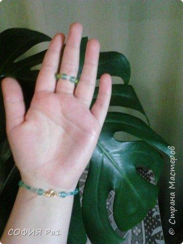 На 8 марта получила подарочек- красивый слейв. Вдохновленная именно им я решила сделать МК  легкого летнего слейва фото 10