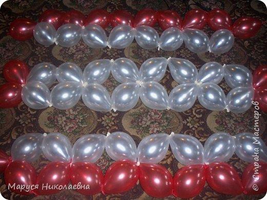 Открытками это назвать сложно, скорее - панно из воздушных шариков, которым можно эффектно поздравить с днём рождения. Это панно-открытка говорит само за себя: заказали на 35-ти летие молодой женщине. фото 7