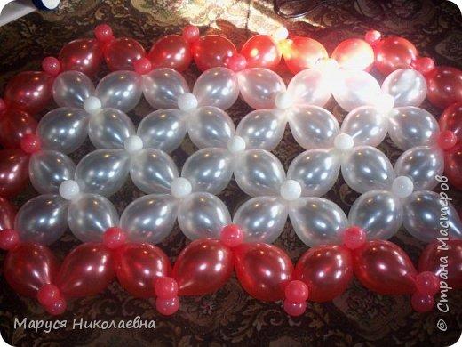 Открытками это назвать сложно, скорее - панно из воздушных шариков, которым можно эффектно поздравить с днём рождения. Это панно-открытка говорит само за себя: заказали на 35-ти летие молодой женщине. фото 9