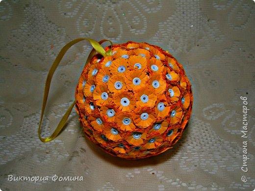 Доброго времени суток! Делюсь с вами моими цветочными шарами, которыми можно украсить и новогоднюю ёлочку и своё рабочее место, а и просто подарить близкому человеку. фото 5