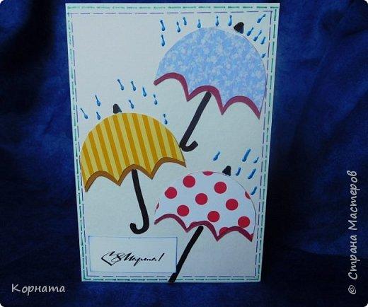 Доброго времени суток,дорогие друзья! Показываю открыточки к 8Марта. Делались для разных людей, старалась учесть характер и пристрастия, поэтому все в разных стилях. фото 6