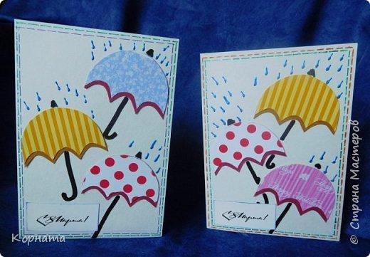 Доброго времени суток,дорогие друзья! Показываю открыточки к 8Марта. Делались для разных людей, старалась учесть характер и пристрастия, поэтому все в разных стилях. фото 5