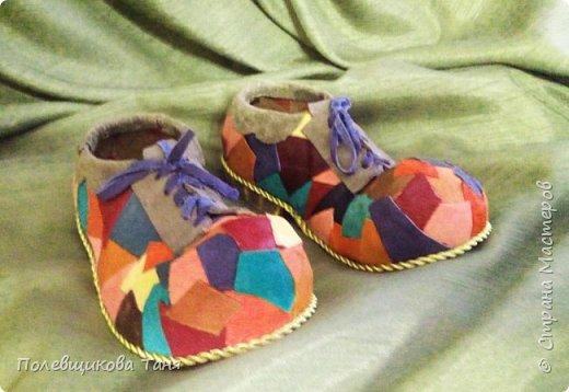 Обувь для Авторской куклы. фото 1