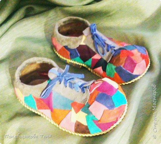 Обувь для Авторской куклы. фото 2