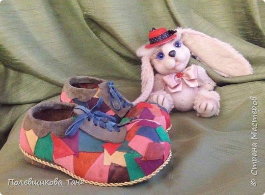 Обувь для Авторской куклы. фото 3