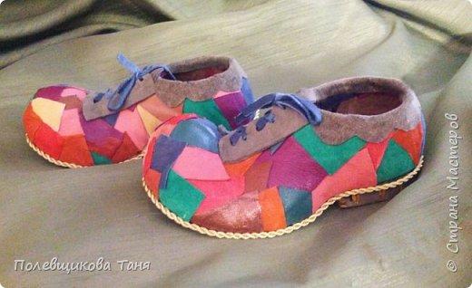 Обувь для Авторской куклы. фото 4