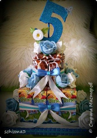 Тортик сынишке в садик на 20 персон фото 1