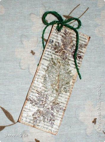 В продолжение гербарной темы http://stranamasterov.ru/node/1082303 фото 5