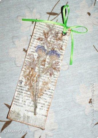 В продолжение гербарной темы http://stranamasterov.ru/node/1082303 фото 6