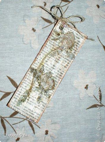 В продолжение гербарной темы http://stranamasterov.ru/node/1082303 фото 7