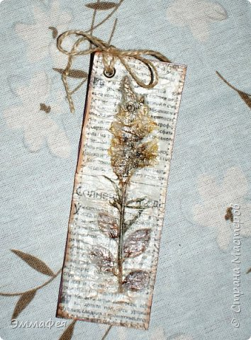 В продолжение гербарной темы http://stranamasterov.ru/node/1082303 фото 8