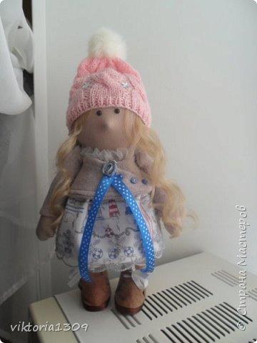 Кукла Весна фото 2