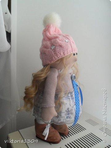Кукла Весна фото 3