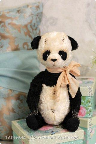 Тедди-панда Минки фото 2