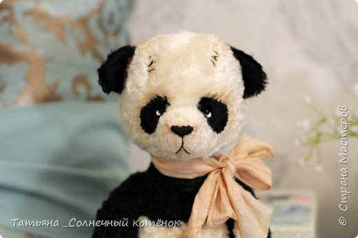 Тедди-панда Минки фото 3