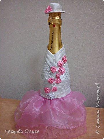 Этот наряд делала на 10 лет совместной жизни (розовая свадьба) фото 3