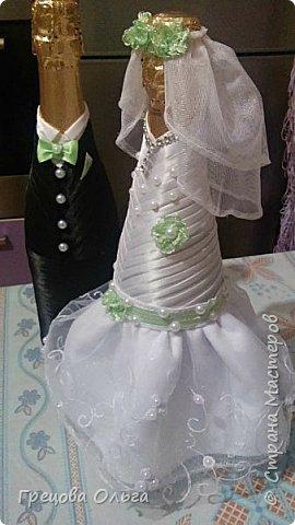 Этот наряд делала на 10 лет совместной жизни (розовая свадьба) фото 4