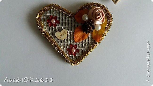 Магнитики сердечки фото 2