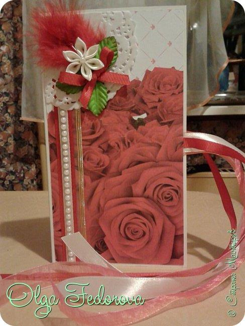 Представляю Вашему вниманию мои подарки и комплименты к празднику 8 Марта. фото 7