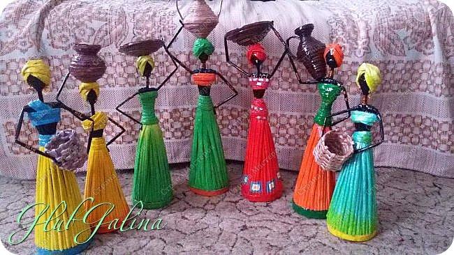 Африканочки на заказ (вторая партия) фото 5