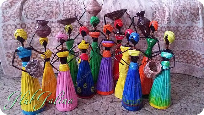 Африканочки на заказ (вторая партия) фото 1