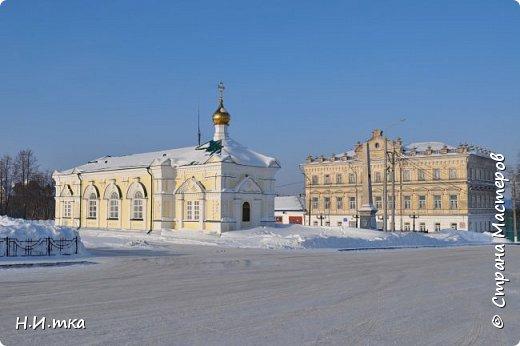 Кунгур один из крупнейших экономических, историко-архитектурных и культурных центров Пермского края. Он был основан в середине XVII века, а свое название получил по речке Кунгурке. фото 4