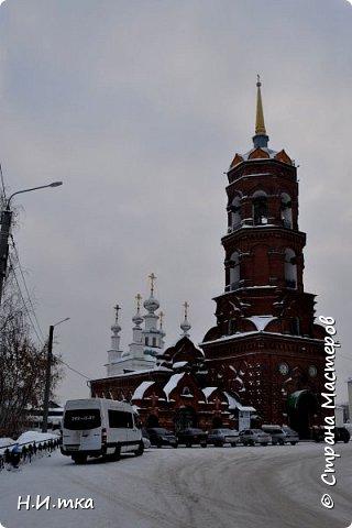 Кунгур один из крупнейших экономических, историко-архитектурных и культурных центров Пермского края. Он был основан в середине XVII века, а свое название получил по речке Кунгурке. фото 2