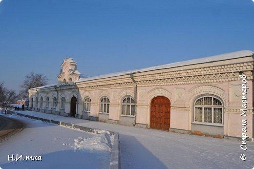 Кунгур один из крупнейших экономических, историко-архитектурных и культурных центров Пермского края. Он был основан в середине XVII века, а свое название получил по речке Кунгурке. фото 10