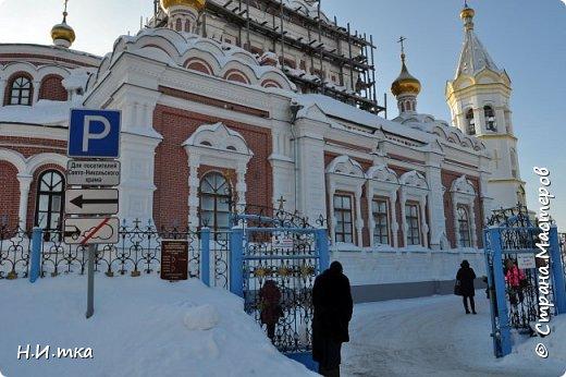 Кунгур один из крупнейших экономических, историко-архитектурных и культурных центров Пермского края. Он был основан в середине XVII века, а свое название получил по речке Кунгурке. фото 23