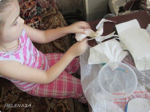 Вот такую шкатулку мы с Катюшкой совместно сотворили для её девчоночьих сокровищ . фото 3