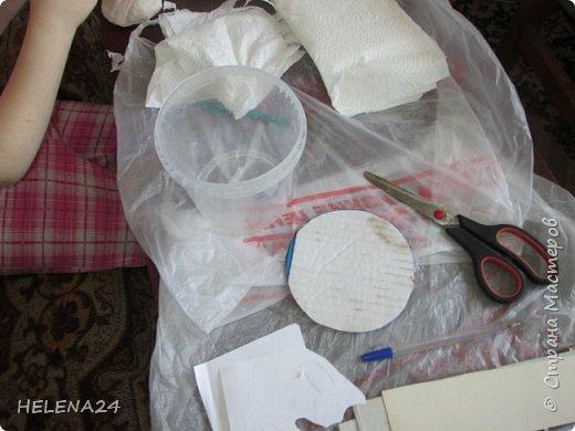 Вот такую шкатулку мы с Катюшкой совместно сотворили для её девчоночьих сокровищ . фото 2